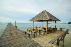 Mak wyspy Koh Mak Trata Tajlandia obrazy stock