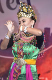 Mak Yong χορός Στοκ εικόνες με δικαίωμα ελεύθερης χρήσης