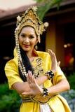 Mak yong or mak yung Stock Image