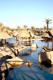 makadi гостиницы залива самомоднейшее Стоковые Изображения RF