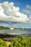 Makai Research Pier Royalty Free Stock Photo