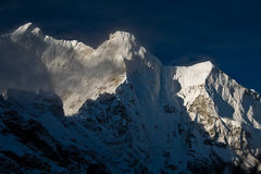 Makalu Royalty Free Stock Photography