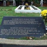 Makam Puteri Mahsuri Langkawi Στοκ φωτογραφία με δικαίωμα ελεύθερης χρήσης