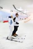 makan skidar den plattform frun Royaltyfria Bilder