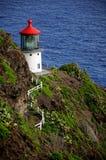Makapu'u Leuchtturm Stockfoto