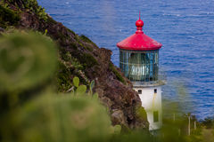 Makapu'u Lighthouse Stock Photography