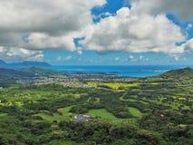 Makapu'u Oahu de barlovento foto de archivo