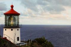 Makapuu Lighthouse - Oahu, Hawaii Stock Photography