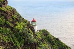 Makapuu Lighthouse Stock Image
