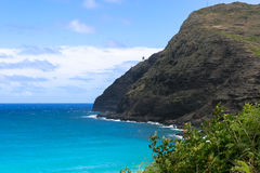 Makapuu Point, Hawaii Stock Photos