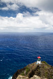 Makapuu Point Lighthouse Royalty Free Stock Photos