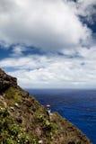 Makapuu Point Lighthouse Royalty Free Stock Photo