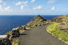 Makapuu Trail Royalty Free Stock Images