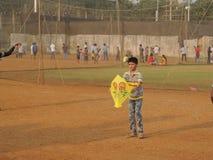 Makar Sankrant świętowanie, Mumbai, India Zdjęcia Royalty Free