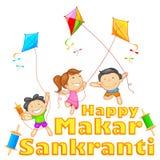 Makar Sankranti Royalty Free Stock Photos