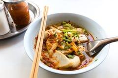 makaron tajski Zdjęcia Stock