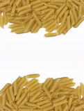 Makaroni. Italiensk pasta. Royaltyfria Foton