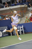 Makarova Ekateina at US Open 2010 (10) Stock Image