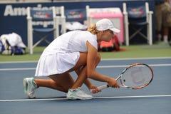 Makarova Ekaterina new Russian star (11) Royalty Free Stock Photos