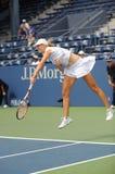 Makarova Ekaterina new Russian star (6) Stock Images