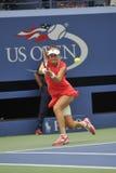 Makarova Ekaterina (RUS) US Open 2015 Arkivfoto