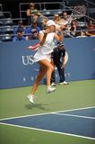Makarova Ekaterina at US Open 2009 (1) Stock Photo