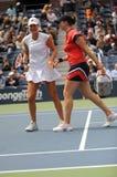 Makarova Ekaterina at US Open 2009 (41) Royalty Free Stock Images