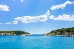 Makarska Хорватия Стоковое фото RF