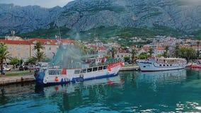 Makarska Fotografia Royalty Free