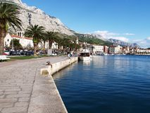 Makarska Royalty Free Stock Images