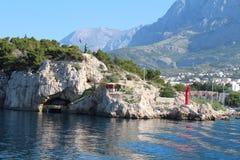 Makarska Fotos de Stock Royalty Free