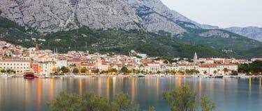 Makarska Imagem de Stock