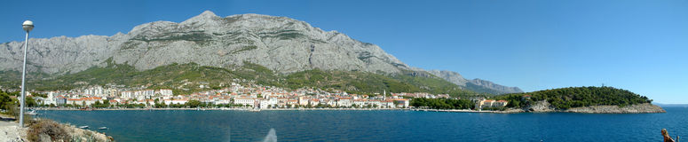 Makarska Royalty Free Stock Image