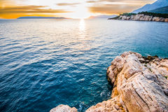 Makarska Photographie stock