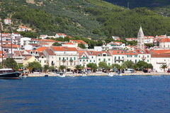 Makarska, Croatia Stock Photos