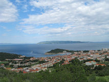 Makarska, Croatia Royalty Free Stock Photography