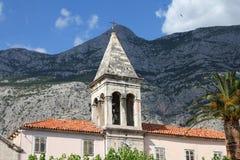 Makarska, Croatia Royalty Free Stock Photos