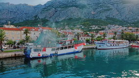 Makarska Royalty Free Stock Photography