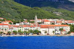 Makarska Stock Photo