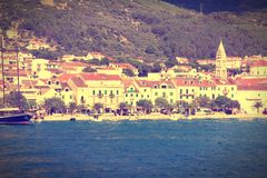 Makarska Royalty Free Stock Photos