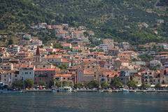 Makarska, (Croazia) Royalty Free Stock Photos