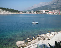 Makarska Dalmatia Croatia Royalty Free Stock Photo