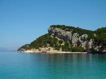 makarska plażowy osejava Fotografia Royalty Free