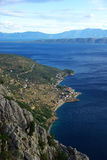 Makarska Riviera 17 Stock Photography