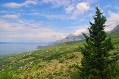 Makarska Riviera Royalty Free Stock Photos