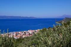 Makarska Riviera Stockfotos