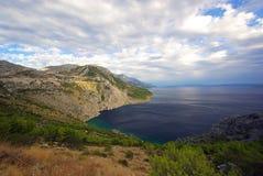 Makarska Riviera 29 Stock Photo