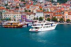 Makarska Riviera Fotografia de Stock