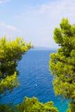 Makarska Riviera Imagens de Stock