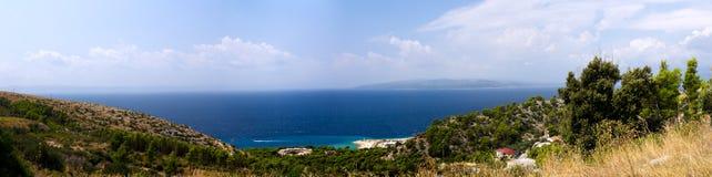 Makarska Riviera Imagens de Stock Royalty Free
